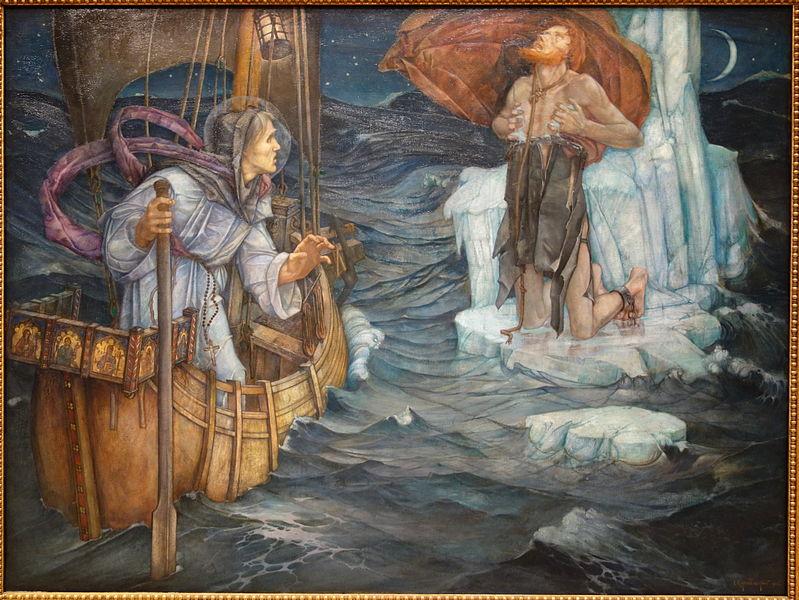 St. Brendan: the Seafaring Monk – Veritas Crusade